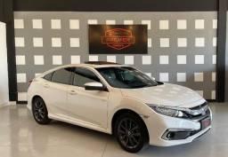 Título do anúncio: Civic 1.5 touring gasolina automatico 2020