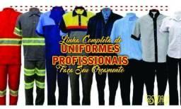 Título do anúncio: Uniformes profissional