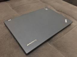 Notebook Lenovo i5 ThinkPad 4a Geração TOP c/ 8Gb de Ram e HD de 500Gb