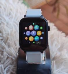 Relógio digital Smartwatch N88 Faz e Recebe Ligações