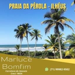 Praia da Pérola Ilhéus, Apartamento 2/4 em 68m² - Super Oportunidade