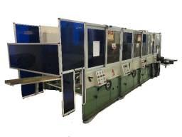 Máquina Serigráfica Omso Novax M Automática