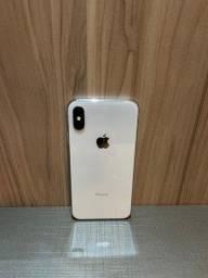 Iphone X 64 GB e 128GB, Preto e Branco, A vista 2.449 -