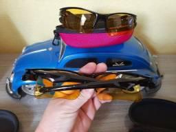 Título do anúncio: Óculos lentes amarelas para dirigir anoite