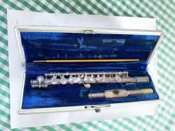 Flautim Artley, Americano (Picolo em Dó de Prata). Apenas R$ 850,00