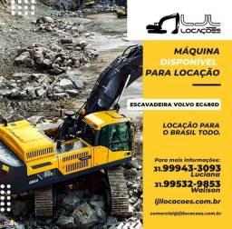 Locação de maquina para todo o Brasil