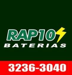 Bateria Moura 60ah polo invertido a base de troca com garantia de 18 meses instalada