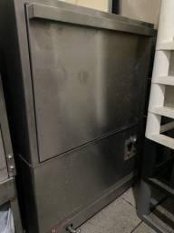Lavadora de loucas industrial netter nt200