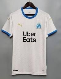 Camisa de time Oficial (Olympique de marseille)
