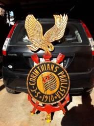 Vendo artesanato de madeiro Corinthians