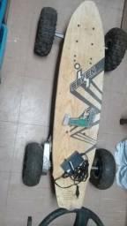 Skate Elétrico Seven Off-road 800w