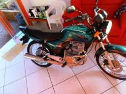 Honda Cg 125 Titan ES - 2002