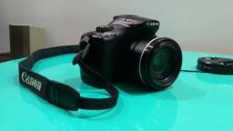 Câmera Semi-profissional: Canon PowerShot SX40 HS