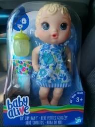 Vendo baby alive nova na caixa 75