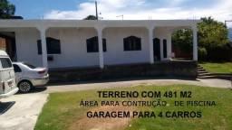 Casa 4 Quartos - Terreno com 481 m2 - Perto do Detran