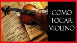 Aprenda a Tocar Violino do Zero ao Avançado / Toque Violino do Zero Sem Mensalidade