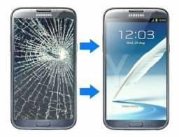Troca de vidro do Samsung modelo J 2015 J1 J2 J3 J5 J7 ligue para(92)99303-6350