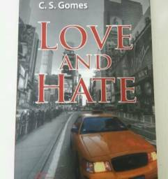 """Livro """"Love and Hate"""""""