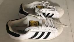 Tênis adidas Original Superstar 37