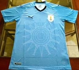 Camisa Puma Uruguai M