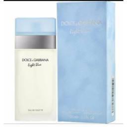 Perfume Importado Dolce Gabbana light BLUE 100 ml Original