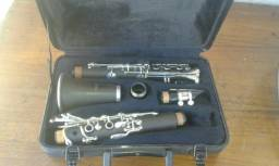 Clarinete Shelter 17 chaves