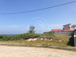 Terreno à venda em Ponta negra, Maricá cod:830533