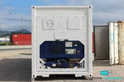 Container Reefer 40 Pés Completo