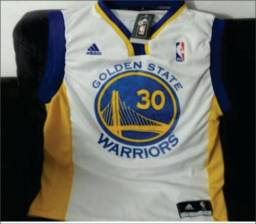 1bf47d8aab Camisa NBA Golden States Warriors Stephen Curry G