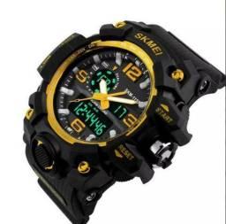 f90eaea366c Última peça Relógio g-shock skmei à prova d água pronta entrega sp sp