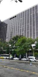 Sala comercial 30 m², na Av. Marechal Câmara - Centro