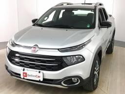 Fiat Toro Volcano 2.0 16V 4x4 TB Diesel Aut. - Prata - 2017 - 2017
