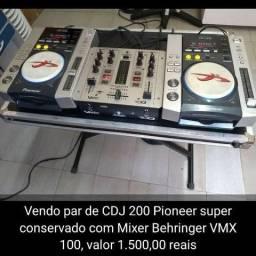 Equipamento para DJ