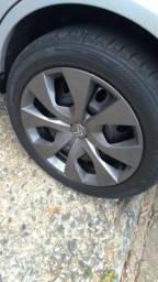 Rodas 16 com pneus novos