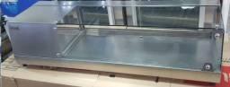 Estufa Refrigerada 1,26m Bar Restaurante Lanchonete