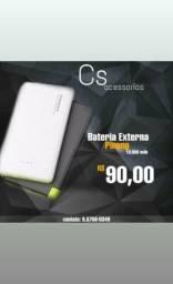 Bateria Externa de qualidade