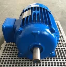 Motor elétrico metal corte 3cv 6 pólos trifásico(220/380v)