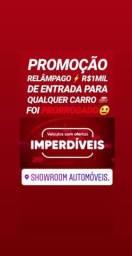 Facilidade SHOWROOM! R$1MIL DE ENTRADA(HONDA FIT EX 1.5 2017 AUTOMÁTICO)