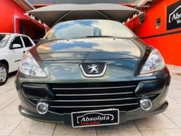Peugeot 2009 307 presence completo + rodas de som original, carro impecável !!! - 2009