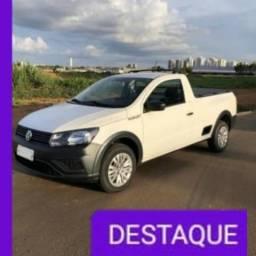 Volkswagen Saveiro 1.6/2019 *Parcelo - 2019