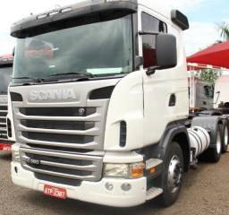 Scania G 380 - 2010 - 6x2 I Único dono (ATP 2387) - 2010