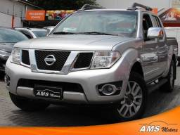 NISSAN FRONTIER SL 4X4 AUTOMATICA - 2015