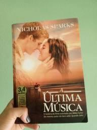 Colação Nicholas Sparks