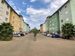 Apartamento próx. ao trem, 2 dormitórios, garagem - Novo Hamburgo