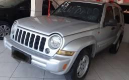 Jeep/ Cherokee 2005 Blindado