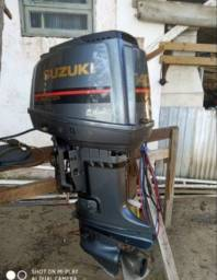 Motor de popa Suzuki 140 Hp ano 1997