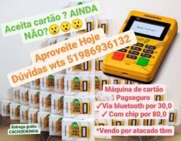 Máquina de cartão Pag seguro
