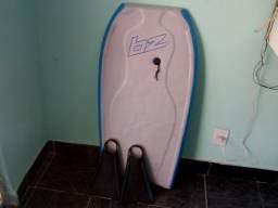 Body Board BZ + Pè de pato Kpaloa