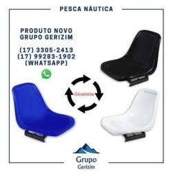 Cadeira Giratória Para Barco Reforçada - Produto Novo-