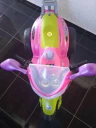 Moto infantil Magic toys rosa